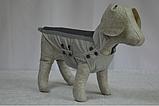Попона фліс для собак 20х25х4 см Лорі №1, фото 6