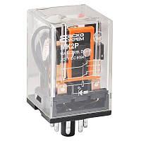 Промежуточное реле АСКО-УКРЕМ МK2P (AC 220 V) (A0090010001)