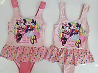 Купальники для девочек оптом, Disney, 3-8 лет,  № MIN-G-SWIM-116