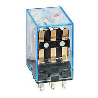 Промежуточное реле АСКО-УКРЕМ МY3 (DC 24 V) (A0090010014)