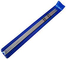 Спицы носочные тефлон 5шт (2мм/20см)