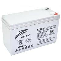 Аккумуляторная батарея Ritar 12V 7Ah (RT1270) AGM