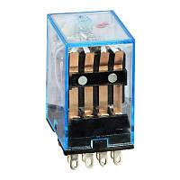 Промежуточное реле АСКО-УКРЕМ МY4 (AC 24 V) (A0090010010)