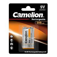 Аккумулятор Camelion 6F22/1bl Ni-MH 200 мАч