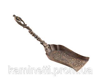 Совок для уборки золы в камине. Барокко Stilars 130435