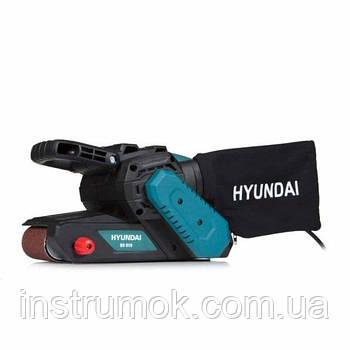 Ленточная шлифмашина Hyundai BS 910