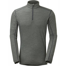 Реглан Montane Primino 140 Zip Neck Shadow