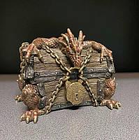 Скринька Veronese Дракон, який охороняє скарби WS-274