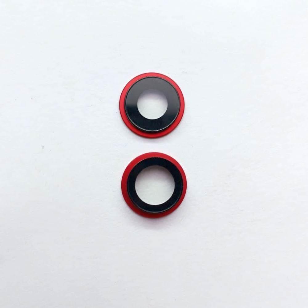 Скло камери Novacel для Apple iPhone 12 iPhone 12 mini Red