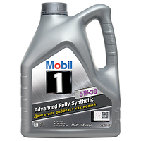 MOBIL 1 X1 5W-30 (4л) Синтетичне моторне масло