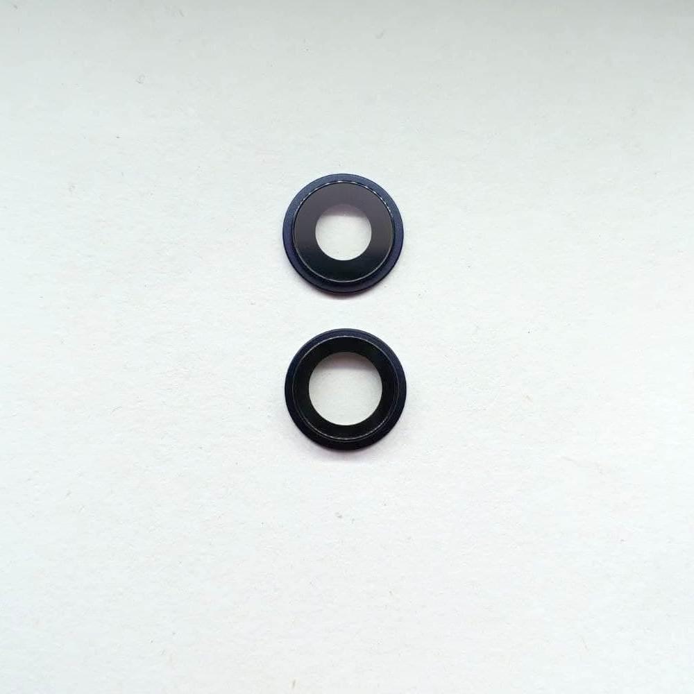 Скло камери Novacel для Apple iPhone 12 iPhone 12 mini Black