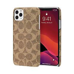 Чехол Coach Slim Wrap Case iPhone 11 Pro Max (CIPH-018-SCKHK)