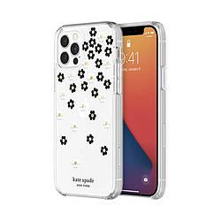 Чехол Kate Spade iPhone 12 Pro Max (KSIPH-154-SFLBW)