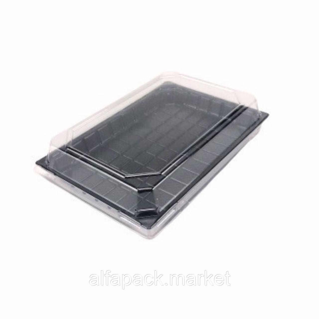 ПС-64ДЧ+ПС-64К Упаковка для суші (400 шт в ящику) 010100146