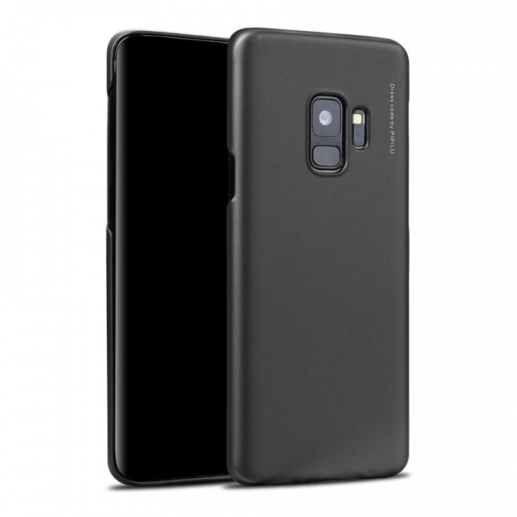 Чехол-накладка X-Level TPU Guardian для Samsung S9 Black (PC-001727)