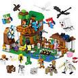 Конструктор Майнкрафт Лего Minecraft Велика компанія Стіва. 26 фігурок. 986 дет, фото 3