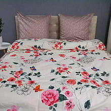 Комплект постельного белья KrisPol «Весенние цветы» 150x220 Сатин