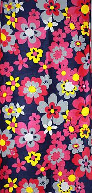 Пляжное полотенце Цветочки