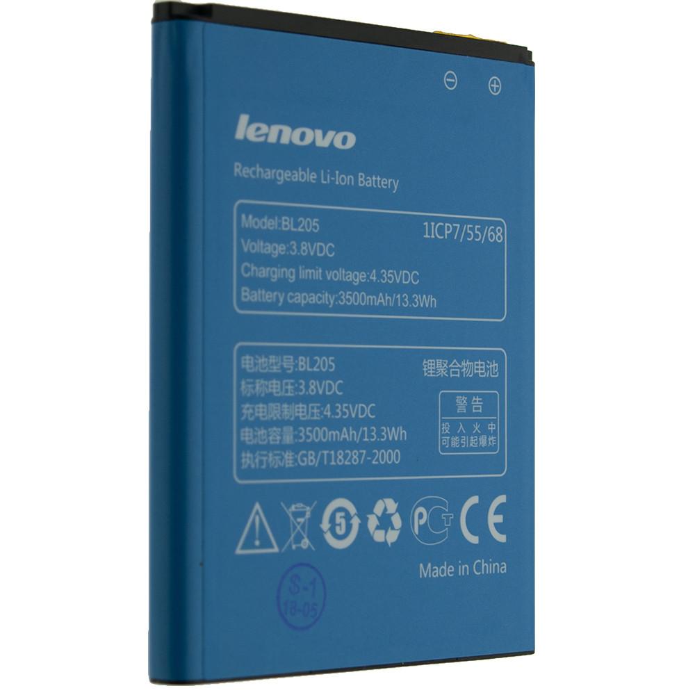Акумуляторна батарея BL205 для Lenovo P770 3500 mAh (00005926)
