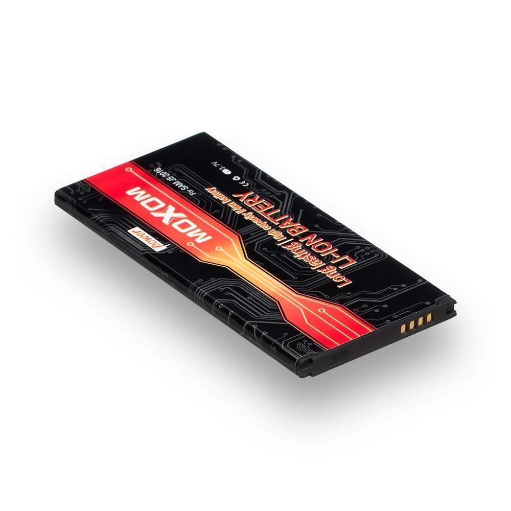 Акумуляторна батарея Moxom EB-BJ710CBE для Samsung Galaxy J7 2016 SM-J710 (00026609-1)