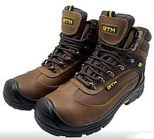 Рабочие защитные ботинки GTM SM-090
