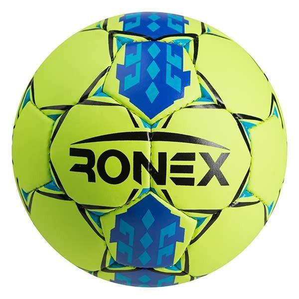 М'яч футбольний Cordly Ronex/Hummer, салатовий.