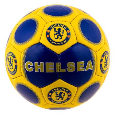 М'яч футбольний Grippy SemiDull YW, Chelsi.