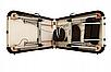 Массажный стол 3-х сегментный 5в1 + сумка, фото 6