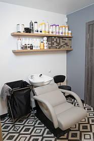 Перукарська мийка ЛЕДІ з кріслом OHNE