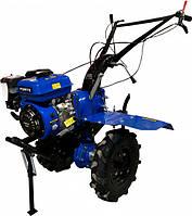"Культиватор бензиновый Forte 1050G, колеса 10"", 7.0 л.с. (синий)"