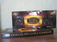 Шоколад черный 500 гр Cioccolato extra Fondente Dolciando Италия