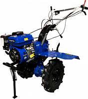 "Культиватор бензиновый Forte 1050G-3, колеса 10"", 7 л.с (синий)"