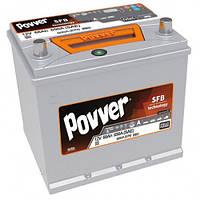 Аккумулятор Povver 6CT-60Ah/550A R+ Asia D23.60.052.C Автомобильный (Паввер) АКБ Турция НДС