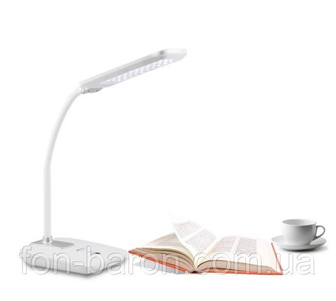 Светодиодная настольная лампа аккумуляторная Taigexin TGX-758 - Fon-Baron - Магазин портативной техники и электронники в Одессе