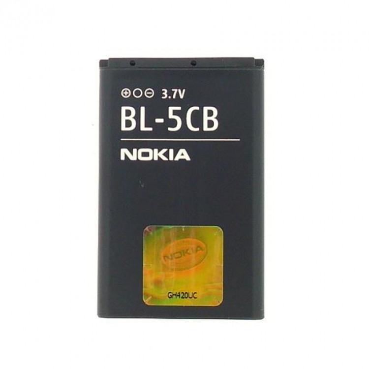 Аккумуляторная батарея BL-5CB для Nokia (AKB-00080)