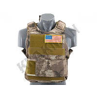 Разгрузка - Жилет PT Tactical Body Armor A-TACS AU