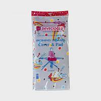 "Чехол для гладильной доски ""COVER"" со шнуром, хлопок, 54х135 см"