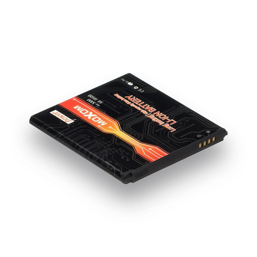 Акумуляторна батарея Moxom B600BC для Samsung Galaxy S4 I9500, I9505, I9295 (00026449-1)