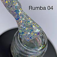 Гель-лак Oxxi Professional Rumba 004 10 ml