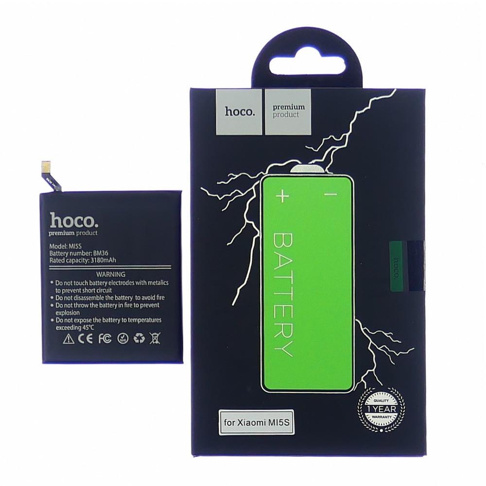 Акумулятор Hoco BM36 для Xiaomi Mi 5S/Mi A2/Mi 6X 3180 mAh (H20741)
