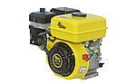 Двигатель бензиновый Кентавр ДВЗ-210Б  Двигатель на культиватор, генератор, мотопомпу., фото 2