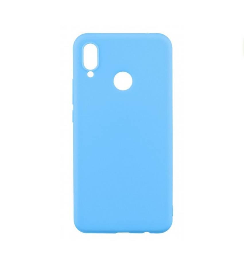 Чехол TPU Soft Case для Huawei P Smart Z 2019 Blue (PP-002807)