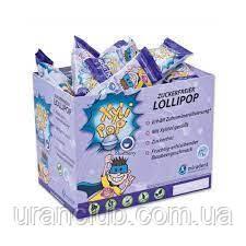 XyliPop ( LOLLiPOP)- леденец, Miradent 50 шт./уп.  50 шт./уп. с черникой