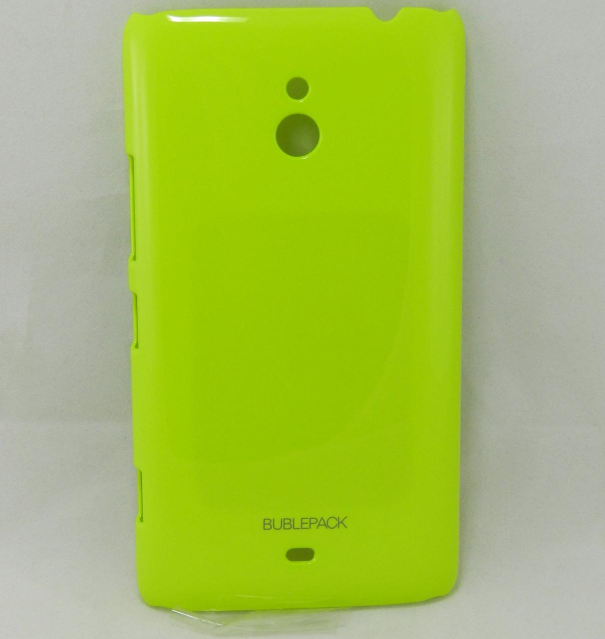 Пластиковий чохол на Nokia Lumia 1320 Bubble Pack