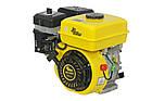 Двигун бензиновий Кентавр ДВЗ-200Б1 Двигун на культиватор, генератор, мотопомпу., фото 5