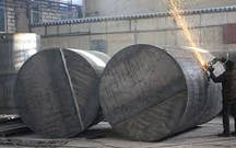 Розміри металевих ємностей