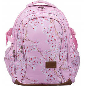 Рюкзак школьный ST.RIGHT BP1 Blossom 43x32x21 см 23 литра Розовый (5903235622663)