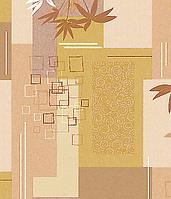 Скатерть клеёнчатая на стол Люкс абстракция