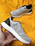 Мужские кроссовки Under Armour Hovr (серые) D105 спортивная качественная обувь, фото 9