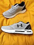 Мужские кроссовки Under Armour Hovr (серые) D105 спортивная качественная обувь, фото 10